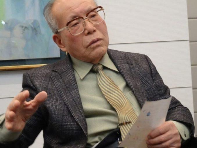 Shigeaki Mori, Hiroshima atomic bomb survivor