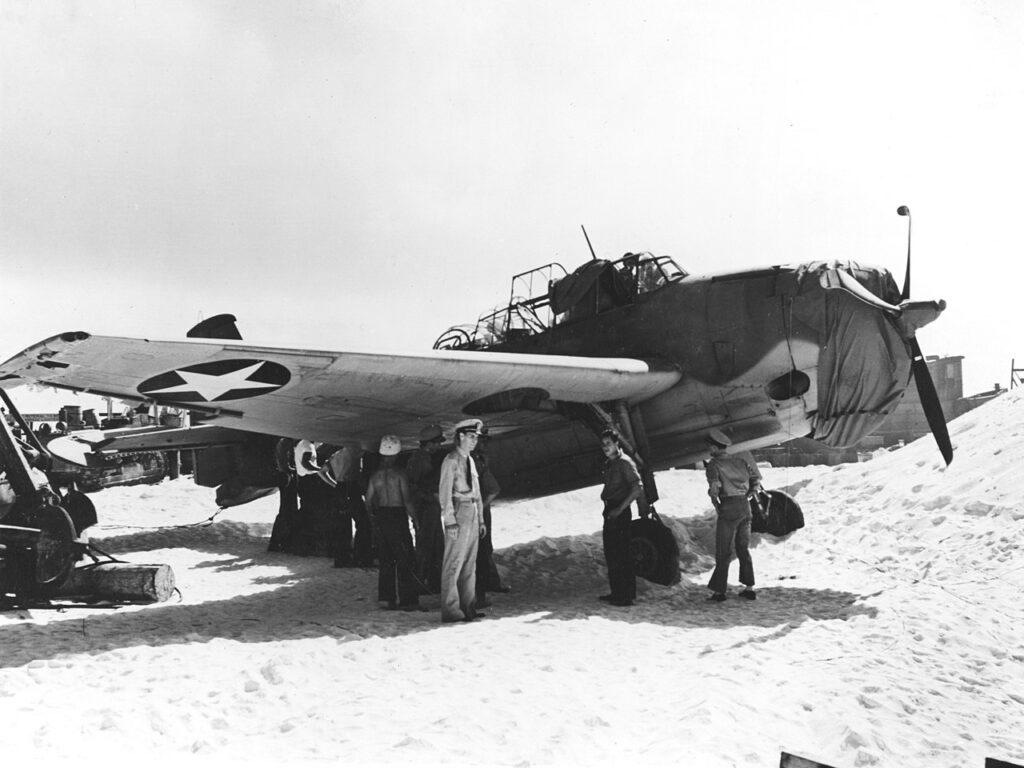 TBF-1 Avenger