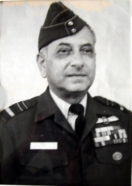 Air Marshal Douglas King-Lee